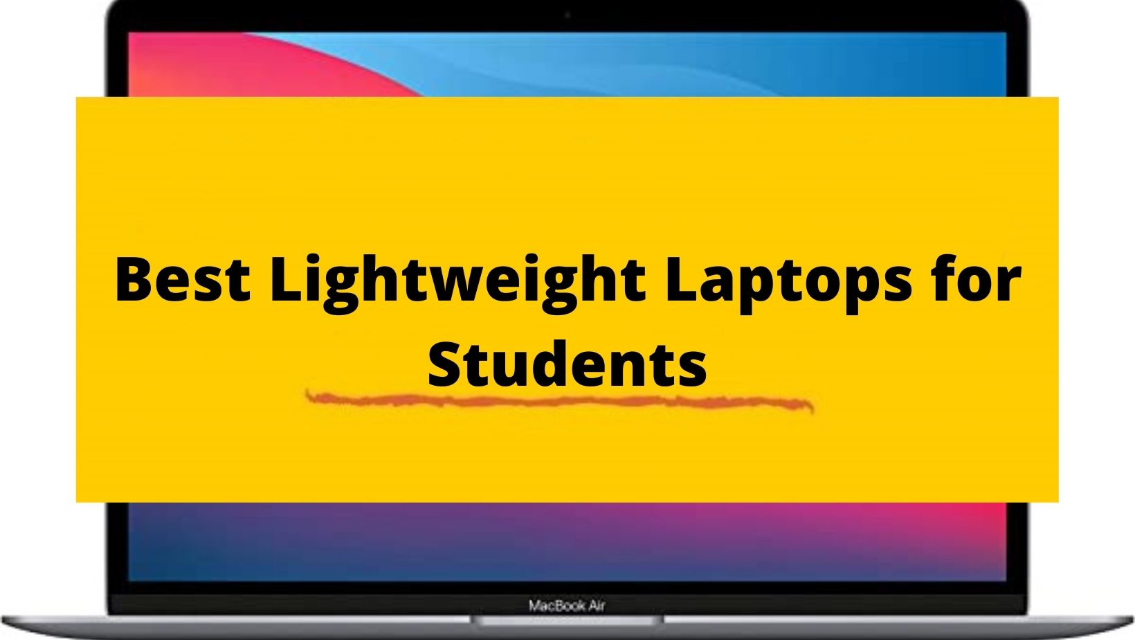 best portable laptops for students