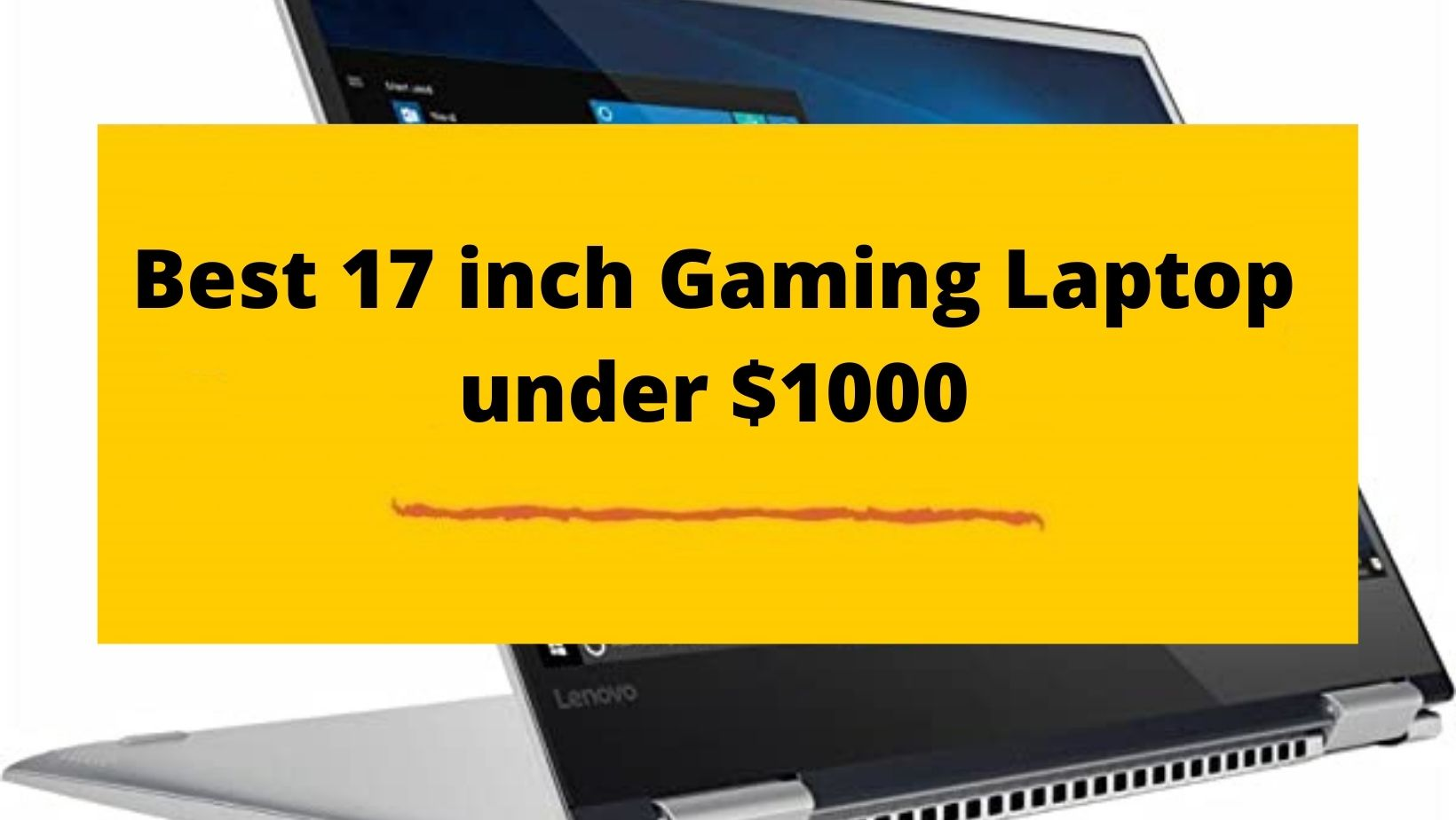Top-rated gaming laptops